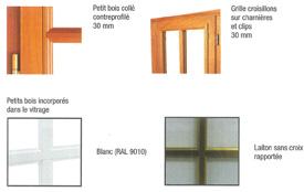 Options fenêtres et coulissants